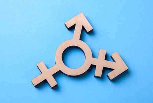 Symbol of transgender